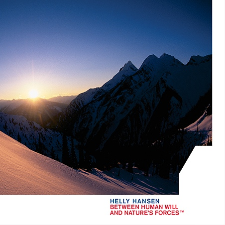 Helly Hansen Canada Posters and Retail Displays Page