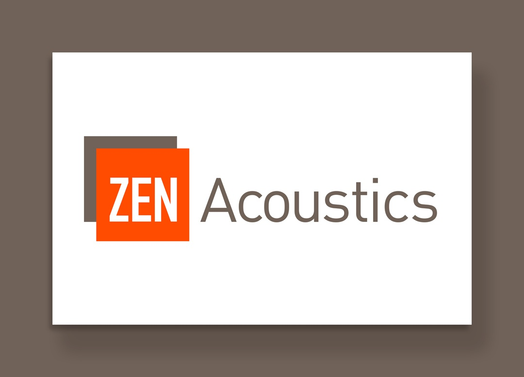 The Logo for Zen Acoustics